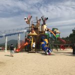 穴場スポット!龍王山総合公園でベビーもキッズも思いっきり遊ぼう!