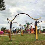 魅力的な遊具がずらり♡みよし運動公園「あそびの王国」で遊ぼう!