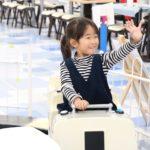 【5歳女の子とママ編】子供に人気の室内遊び場、福山の神辺にある『みつばちランド』に行ってみた♪