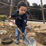 子どもの五感を刺激する遊びがいっぱい♪安佐北区の寺山公園『てらやまプレーパーク』