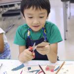 広島で人気の絵画・造形教室「アトリエぱお」♪子どもの豊かな心を育てよう!