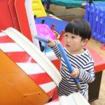 男の子ママがおすすめ!室内遊び場『みつばちランド』でゲーム好きの子どもも大満足