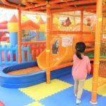 【福山・神辺】雨の日のあそび場はここに決まり!屋内遊園地「みつばちランド神辺店」