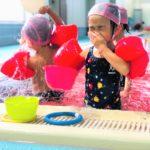 楽しみながら泳げる子供に♪ルネサンス福山春日のスイミングスクール