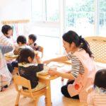 0歳からしっかりサポート!中野ルンビニ幼稚園の子育て支援がすごい!