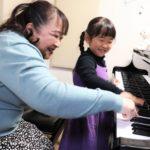 【安佐北区】とも・みゅーじっくピアノ教室の体験レッスンに密着♪
