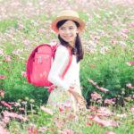 【ラン活2021】萬勇鞄のランドセルが背負えるのは広島で「人形の藤娘」だけ♪