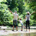 未就園児も遊べる広島の川遊びスポット5選♪親子で自然を楽しもう!