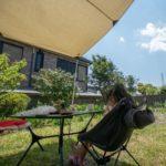 自宅の庭でお手軽キャンプ!おすすめ簡単料理や注意点をご紹介