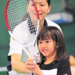 4歳から通える!ルネサンス東千田のテニススクールで楽しく運動能力up!