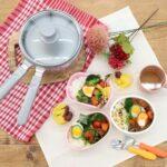 幼稚園入園準備中のママ必見! このお弁当、お鍋一つで作りました♪ 3歳が喜ぶお弁当づくりに、編集部が挑戦