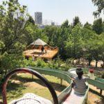 【広島市中区】千田公園はローラー滑り台・大型遊具アリ!親子でたっぷり楽しめる♪