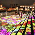今年の冬はマリーナホップでイルミ鑑賞♪日本最長のプロジェクションマッピングを楽しもう!