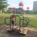 【広島県廿日市市】新宮中央公園はけん玉がモチーフのユニークな公園!