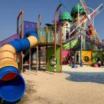 みよし運動公園「あそびの王国」子どもが喜ぶ魅力的な遊具がずらり♡