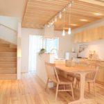 こんな家に帰りたい♡自然素材が生きる大之木ダイモの家って?