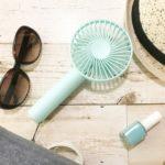 ハンディ扇風機は今年の夏のマストアイテム!?子供から大人向けまで