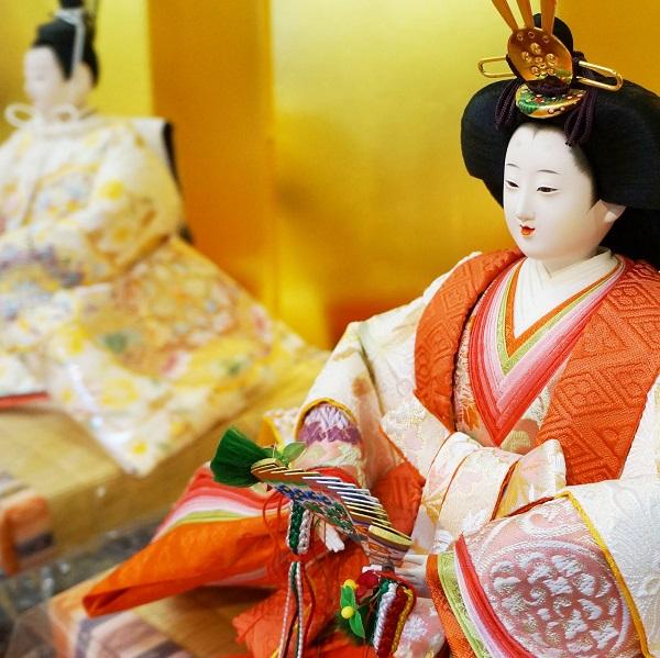 ひな人形・五月人形が1万円~♡【人形の藤娘】で「お多華楽市」開催中!
